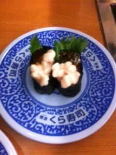 くら寿司で食べる!ダイエット中におすすめのくら寿司メニュー!