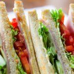 サンドイッチとカロリー上手な選び方とは?