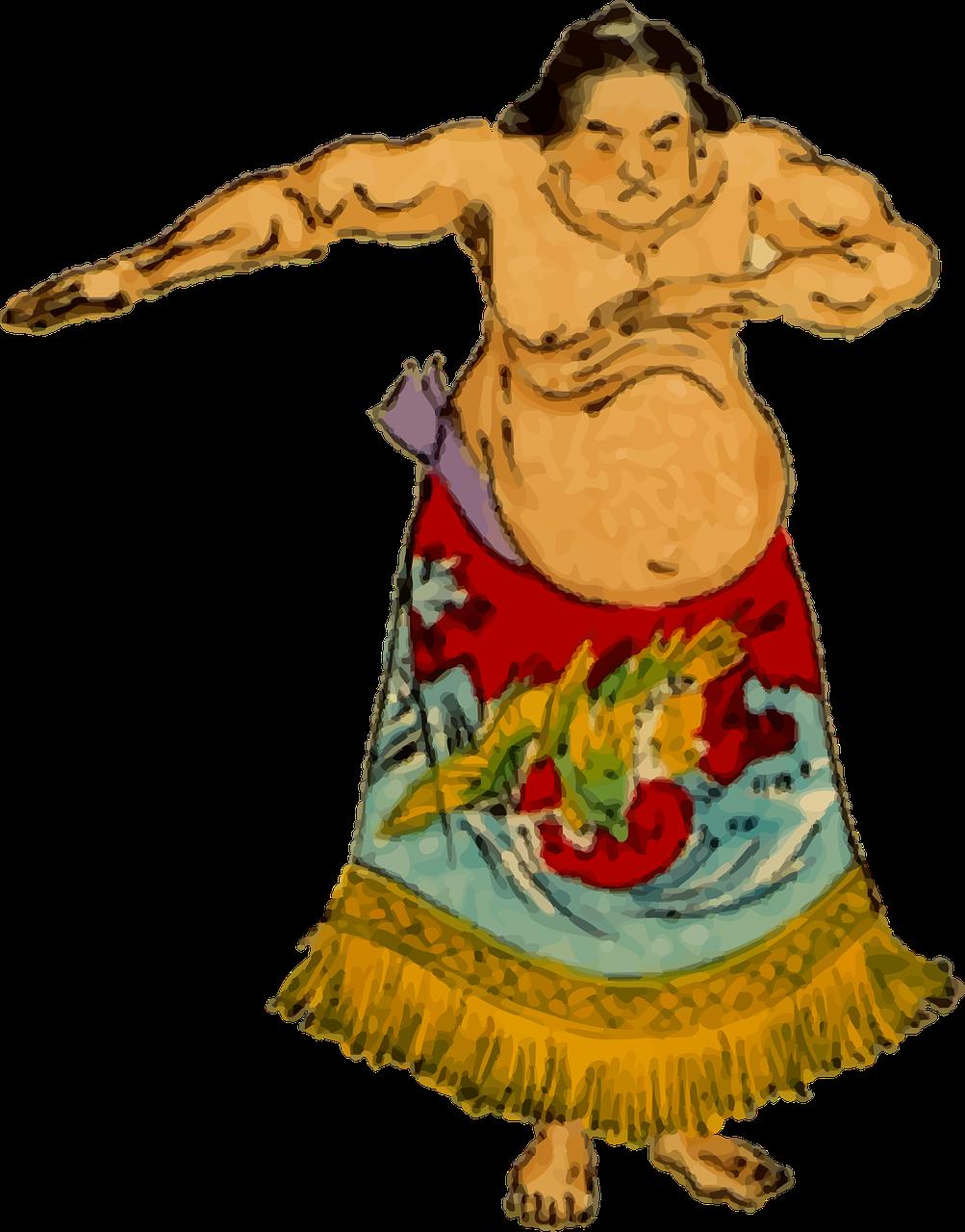 相撲から学ぶ!四肢踏みエクササイズで下半身から痩せ体質へ!
