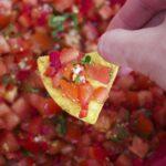 サルサソース成分のダイエット効果&簡単サルサソースの作り方!