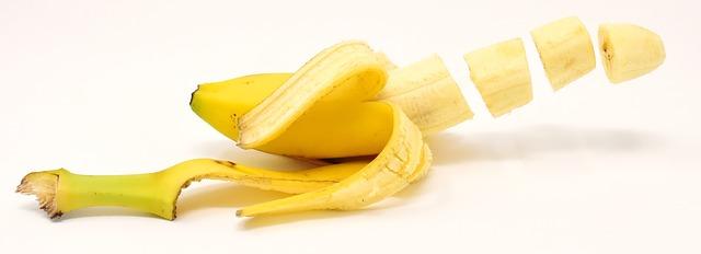 バナナを二本食べるとダイエットになる!?バナナで痩せるポイント!