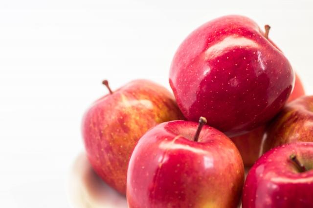 リンゴには嬉しい効果がいっぱい!?  美味しく痩せれるリンゴダイエットとは!!